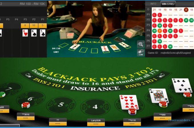 Stifled man casino tab