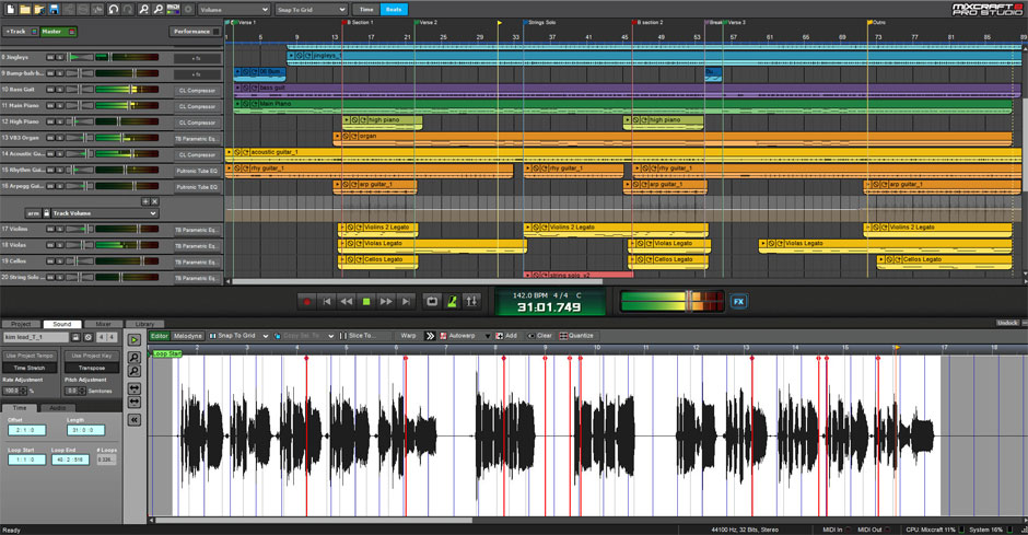 music production online software