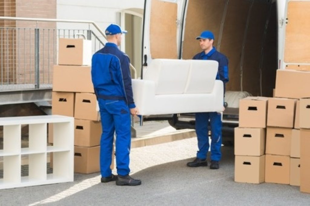 moving truck unloading services smyrna