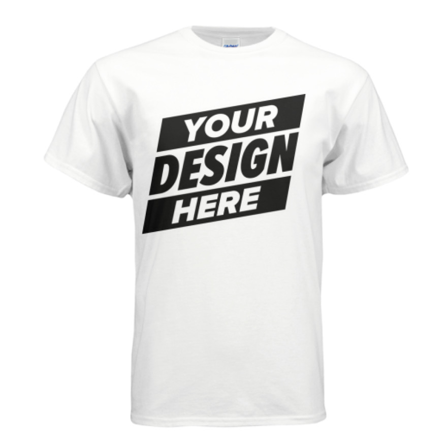 custom designed logos and silk screen shirts