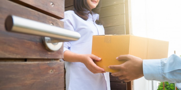 parcel delivery Singapore