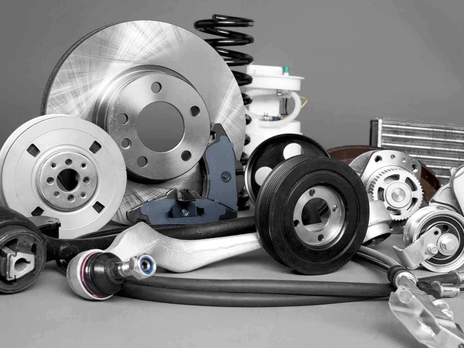 used Ford parts