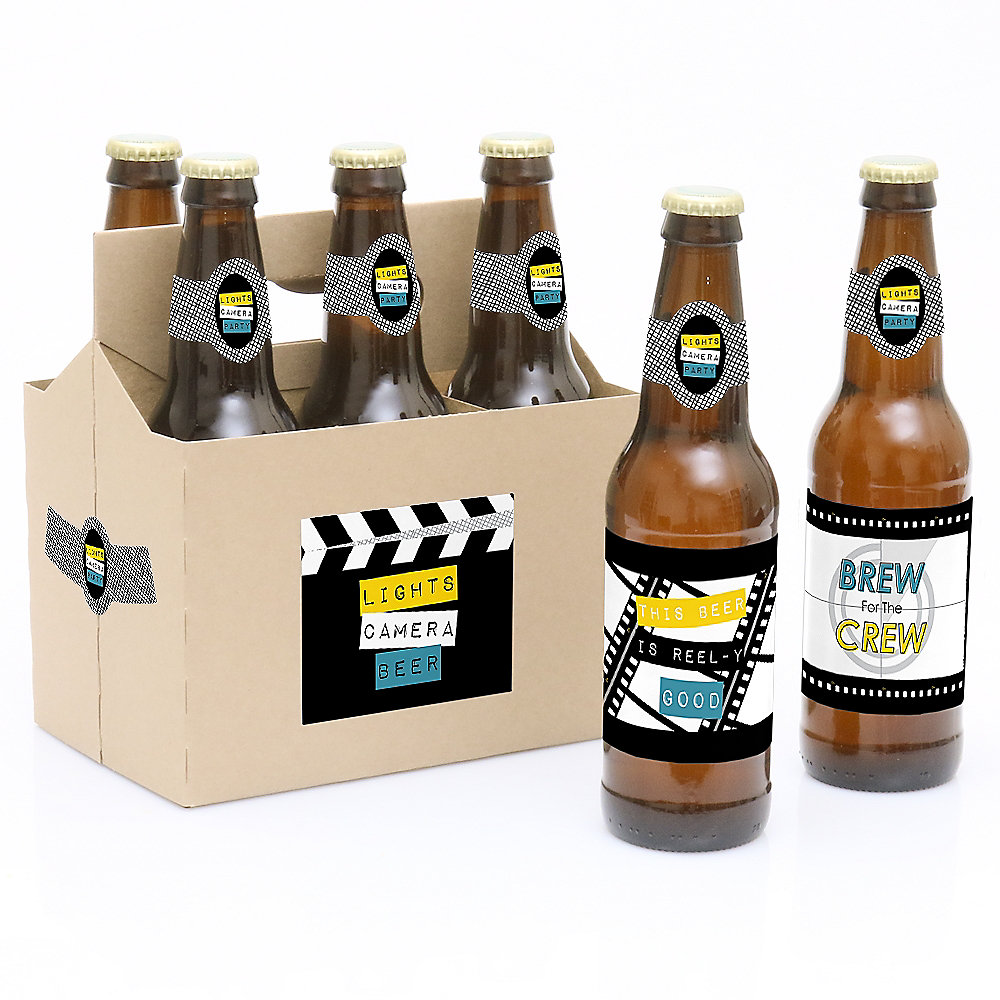 make the custom beer labels for your company
